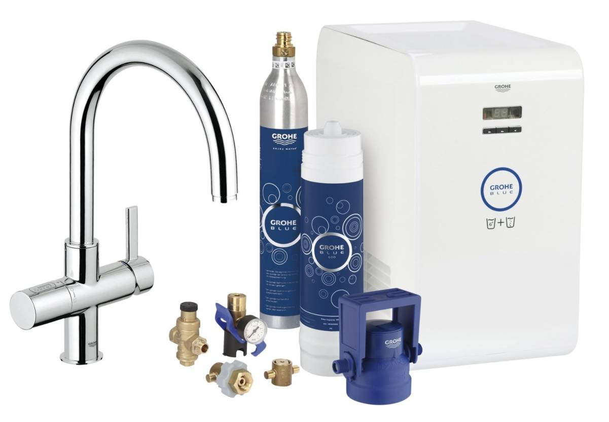 Grohe Blue Starter Kit 31323001