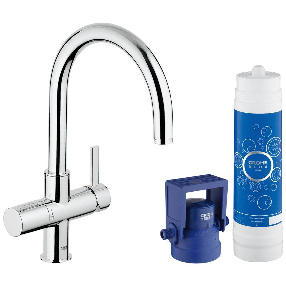Grohe Blue Pure Starter Kit 33249001